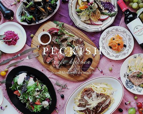 団体で40名様まで対応! 熟成肉で女子会&各種宴会が楽しめるカフェキッチン!