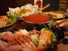 海味 はちきょう 別亭 おやじのおすすめ料理1