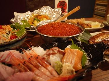 海味 はちきょう 別亭 おふくろのおすすめ料理1