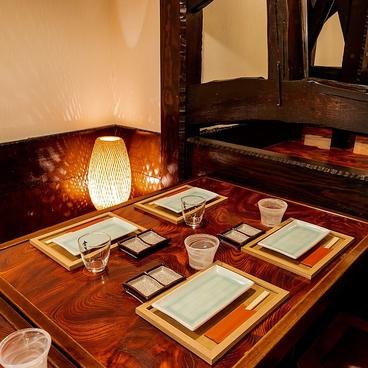 藤枝酒場 九州料理と地酒が自慢の個室居酒屋の雰囲気1