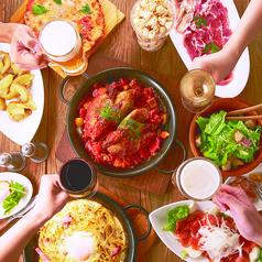 プロント PRONTO CAFFE&BAR JRクレメントイン高松店の写真