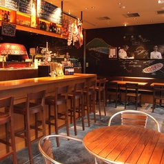 サルヴァトーレ クオモ SALVATORE CUOMO 代々木 新宿文化クイントビルの特集写真