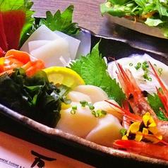 魚貝三昧 万やのおすすめ料理1