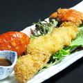 料理メニュー写真オマール海老のエビフライ
