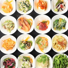 食べ飲み個室空間 SUMILE 菫のコース写真