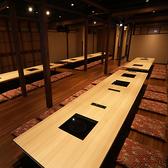 団体様の個室もOK。和モダンでオシャレなもつ鍋屋。福岡名物もつ鍋を食べるなら是非、一藤にお越しください♪【個室】【飲み放題】あり。