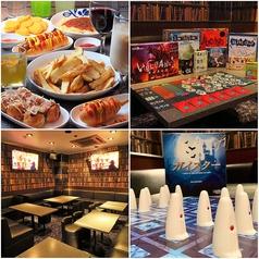 ボードゲームカフェ チップ&ダイス 錦糸町店