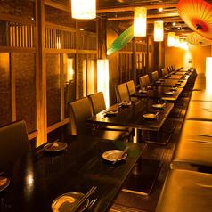 北海道 肉と鮮魚 どさんこ屋 川崎駅前店の雰囲気1