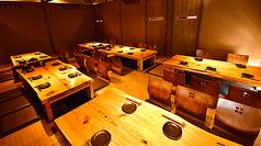[最大36名様]対応可能な完全個室。