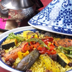 アラビアンカフェ ジジのおすすめ料理1