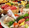 《淡路鮮魚or神戸牛カスタマイズ》一品一品自ら神戸牛or淡路鮮魚をお選びいただきオリジナルコースを堪能していただけます。