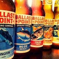 ボトルビールも充実!