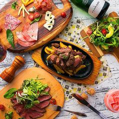 ラクレットチーズと個室 炭火とお肉 江坂店のコース写真