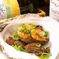 料理メニュー写真自家製 牡蠣のスモーク