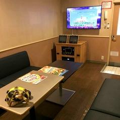 4~6名様用の個室です♪大小様々なお部屋をご用意♪設備も最新機種を取り揃えております☆店内も清潔感にこだわり、いつでも綺麗を心掛けております!