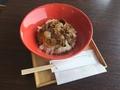 料理メニュー写真牛丼