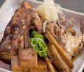 料理メニュー写真真鯛のかぶと煮