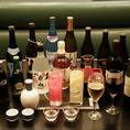 宴会にも最適な飲み会コース。豊富な種類のお酒をご用意しております!