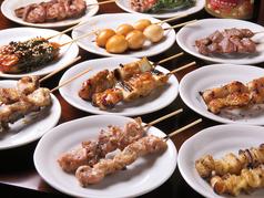 鶏料理と鍋のお店 駆け出しのおすすめ料理1