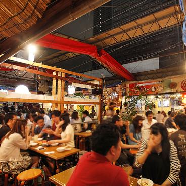 シュラスコ 肉バル ブラジリア BRAZILIA 新宿店の雰囲気1