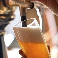 おいしい生ビールあります!!