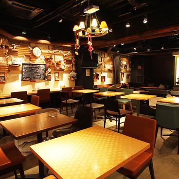 猿Cafe 豊田店の雰囲気1