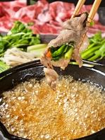 鉄鍋料理・各種ご用意※素材の旨味を堪能(コースも有)