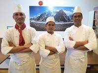 インド5ツ星ホテル出身のシェフがお届けする本格料理