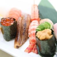 本日の握り寿司♪