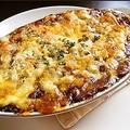 料理メニュー写真茄子のミートドリア