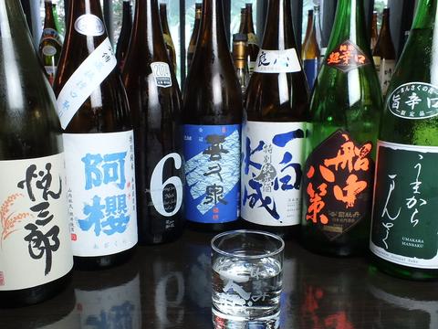 六本木芋洗い坂で7年目!幅広く料理もお酒も用意してあります。