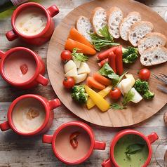 肉&チーズバル CHACHA チャチャ 名駅店の特集写真