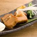 料理メニュー写真トロッッとやわらか【福饅(ふくまん)】  ~中華パンにはさんで~