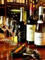 ワインやシャンパンも豊富にご用意。ワイン会やシャンパン会などもご相談ください