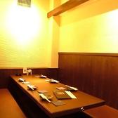 魚菜酒蔵 だいがく 明石店の雰囲気2
