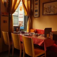 アラビアンカフェ ジジの雰囲気1