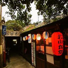 昭和居酒屋 北山食堂の外観1
