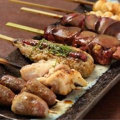 六甲道裏通り炭火焼 ぎおんのおすすめ料理1