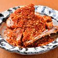 料理メニュー写真PAO2 スペアリブ(1本)