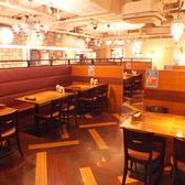 カプリチョーザ 京都ヨドバシ店の雰囲気3