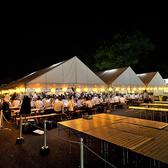 名古屋城 金シャチ 海鮮市場 BEER&BBQの雰囲気2