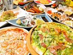 FOOD&BAR 宮崎ピザ酒場500の写真