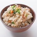 料理メニュー写真じゅうしぃ(沖縄風炊き込みご飯)