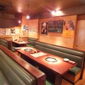 焼肉 紋次郎 市川店の雰囲気2
