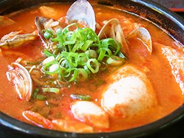 キムチのピリ辛のおすすめ料理1