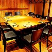 少人数のお集まりにぴったりなテーブル席