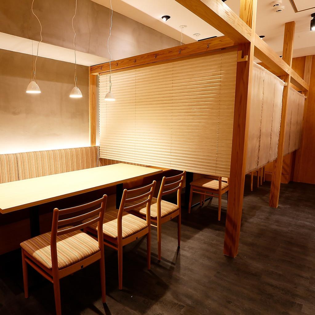 全席個室 お忍び居酒屋 焼き鳥と海鮮が美味い もぐもぐ 高松瓦町店|店舗イメージ4