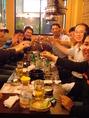 連日大盛況!20人以上の宴会も可能!歓送迎会にもオススメです♪いつも活気に溢れた店内で美味しいお肉と韓国料理で楽しく乾杯♪