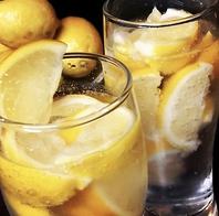 定楽屋名物!冷凍レモンサワー