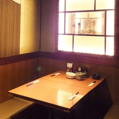 のんびりくつろげるテーブル席☆【杉田/居酒屋/飲み放題】